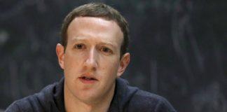 Mark Zuckerberg testificará ante Congreso de EUA