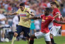 El América jugará un amistoso contra el Manchester United