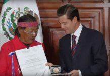 Presidencia de México otorga Premios Nacionales de Ciencia, Arte y Literatura