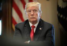 Trump plantea usar fuerza nuclear de ser necesario contra la migración