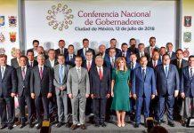 El virtual ganador de la Presidencia de México se reunió con gobernadores