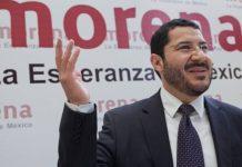 Batres propone plan de austeridad en el Senado de la República