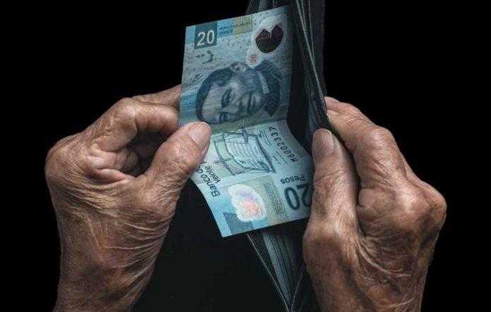Adultos mayores tendrán una homologación de su pensión en enero