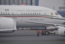 falla avión presidencial 1
