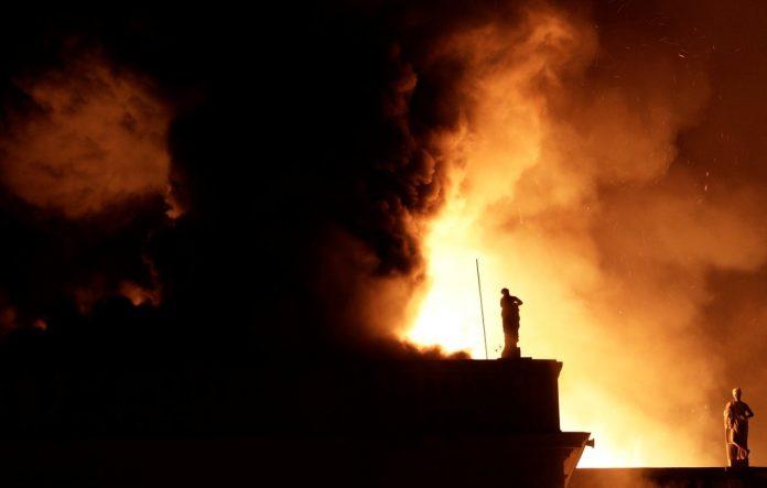 incendio museo brasil 4