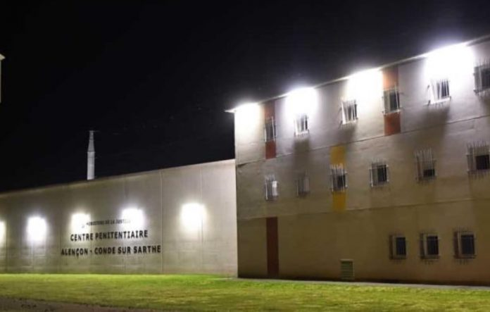Alerta: toma de rehenes en cárcel francesa