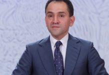 Ratifican a Herrera como Secretario de Hacienda