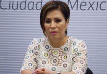 Conceden suspensión provisional a Rosario Robles