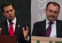 EPN y Videgaray no comparecerán por el caso Agronitrogenados