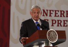 """Si intentaron un """"cuatro"""", nos hicieron lo que el viento a Juárez: AMLO"""