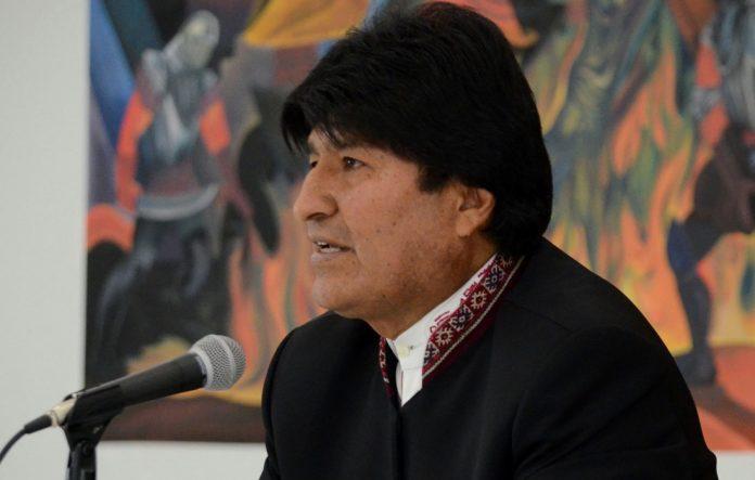 Fiscalía de Bolivia niega que solicitara ficha azul para Evo Morales
