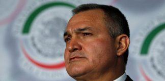 Gobierno de México no investigará a García Luna