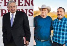 Habrá reunión entre AMLO y familia LeBarón en Sonora