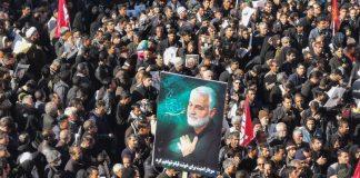 Mueren 35 tras estampida humana en funeral de Soleimani