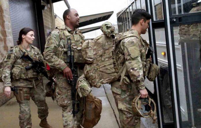 Envía Estados Unidos 20 mil militares a Europa