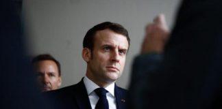 Macron ordena cierre de guarderías, colegios y universidades por COVID-19