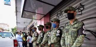Descarta Gobierno militarización