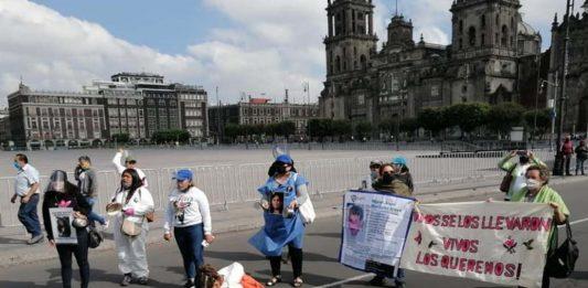 Familiares de víctimas no se quedarán sin apoyos por recorte presupuestal: López Obrador